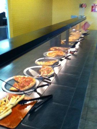 Phenomenal Cicis Pizza Frederick Restaurant Reviews Photos Phone Interior Design Ideas Oxytryabchikinfo