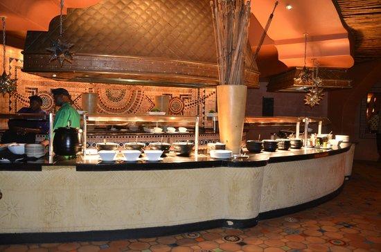 AVANI Victoria Falls Resort: Take your pick