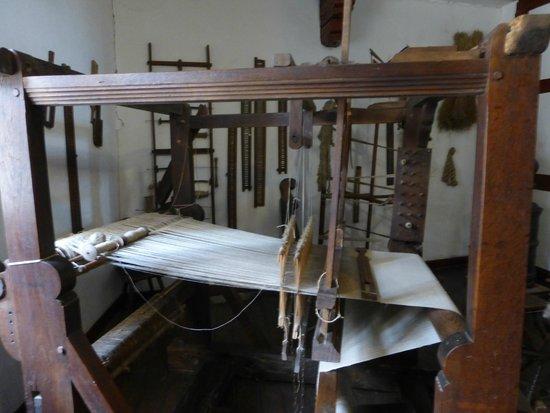 Schloss Marksburg: Loom Room