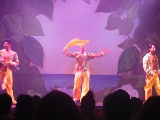 Royal Solaris Cancun: entertaintment