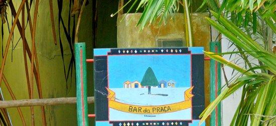 Hotel da Praca : placas bem sinalizadas