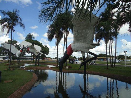 Pantanal Sul Monument