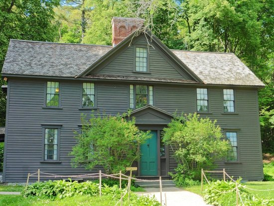 Orchard House - Home of Louisa May Alcott