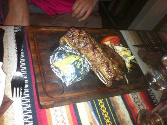El Ceibo: so good and tasty!