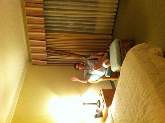Monumental Hotel Orlando : Chambre