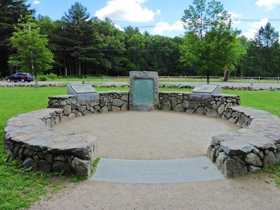 Minute Man National Historical Park: Paul Revere Capture site - near Minute Man Park
