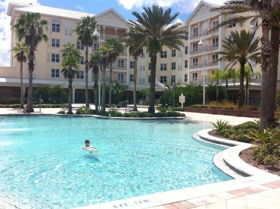 Monumental Hotel Orlando : Piscine