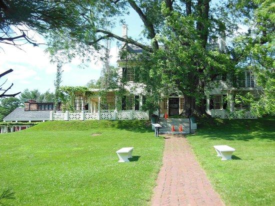Saint-Gaudens National Historic Site: Saint-Gaudens Home