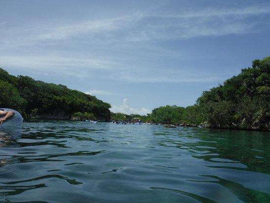 Parc Xel-Ha : river