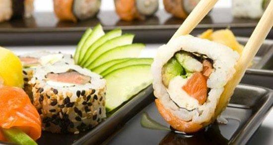 Tepan Noodle: Sashimi