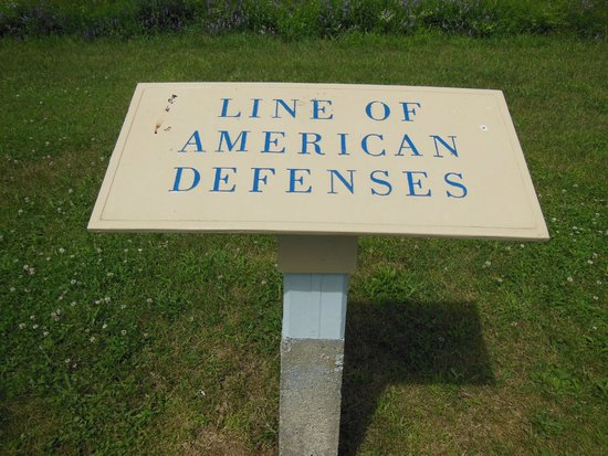 Saratoga National Historical Park: Saratoga Battlefield