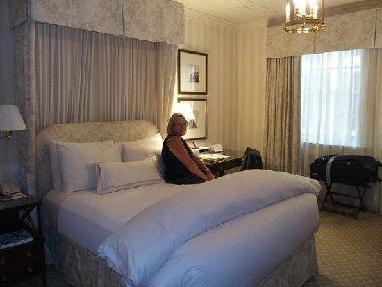 The Hay-Adams: Room