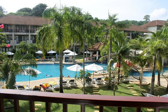 Centara Karon Resort Phuket: View from our room