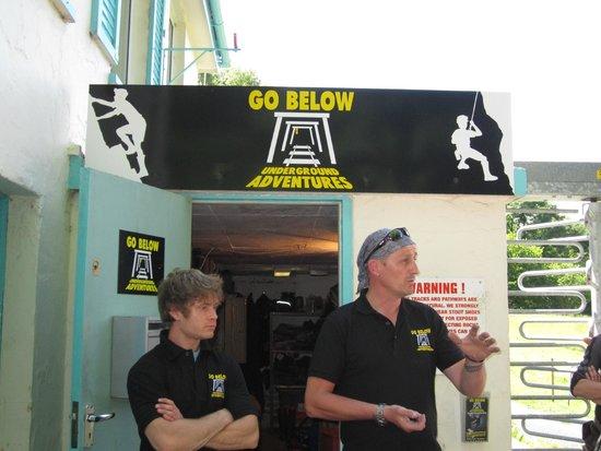 Go Below Underground Adventures: Go Below