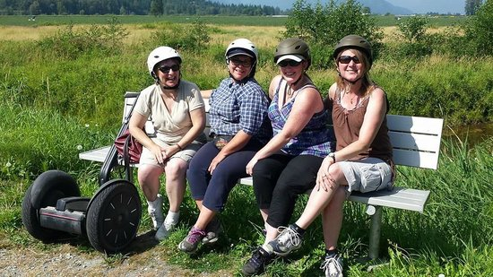 Wild BC Tours and Guiding: fun was had by all