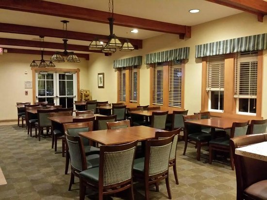 Homewood Suites by Hilton San Francisco Airport-North: Dining Room