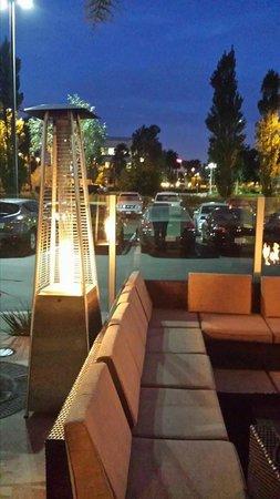 Homewood Suites by Hilton San Francisco Airport-North: Patio