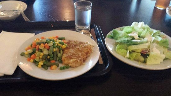 Homewood Suites by Hilton San Francisco Airport-North: Dinner