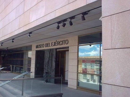 Alcazar - Museo del Ejercito: Museo del'Ejército