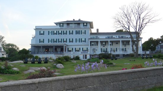 Emerson Inn: This is the front of the hotel