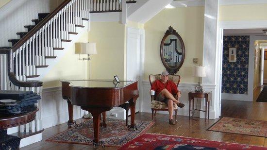 Emerson Inn : foyer