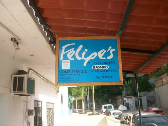 Felipe's Therapeutic Spa
