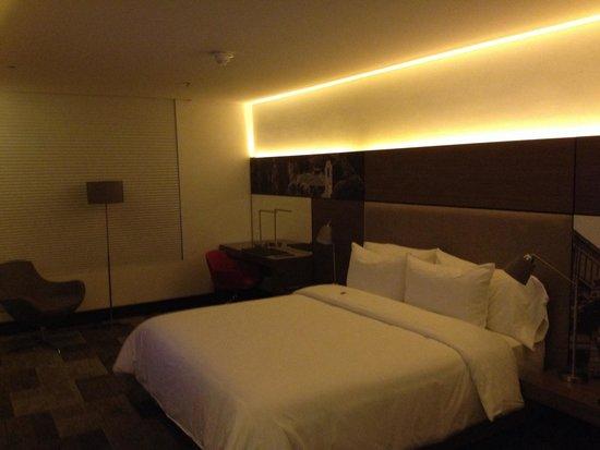 EK Hotel: Habitación Cómoda