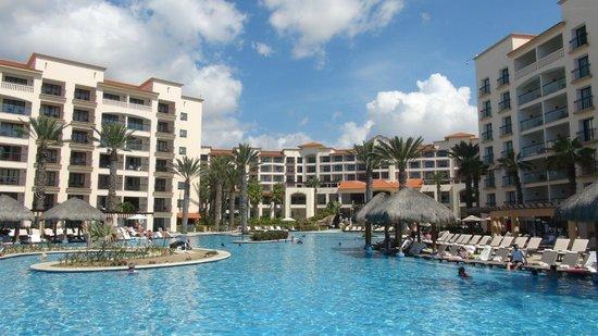 Hyatt Ziva Los Cabos: Hotel Swimming Pool ...