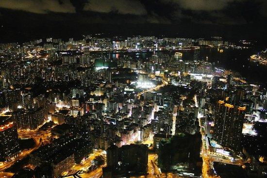 The Ritz-Carlton, Hong Kong: My view better than Victorias Peak