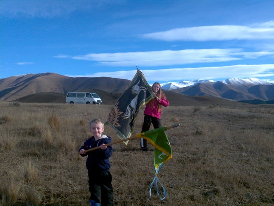 Lord of the Rings Twizel Tour: Family