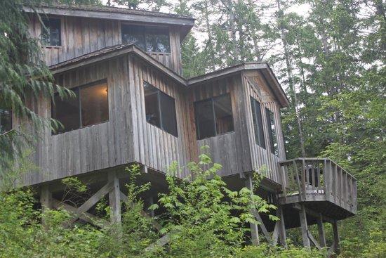 Desolation Resort: Our Cottage!