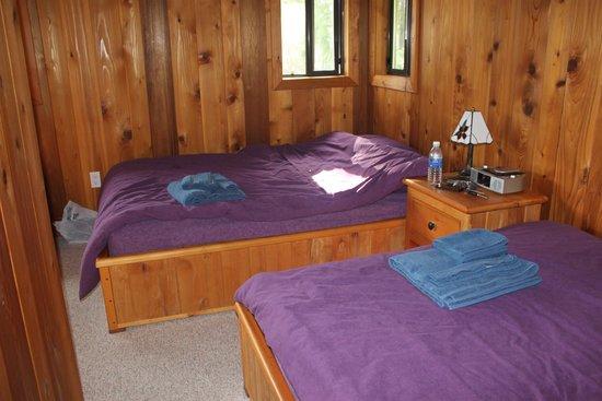 Desolation Resort: Upper rooms