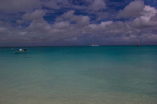 Club Med Turkoise, Turks & Caicos : Beautiful colors