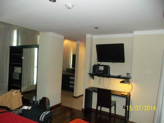 Zoom Apartments: Algo de la habitación.