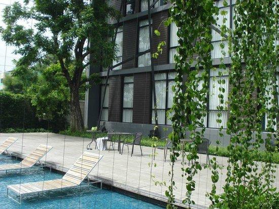 Vismaya Suvarnabhumi Resort: Pool