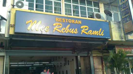 Restoran Mee Rebus Ramli