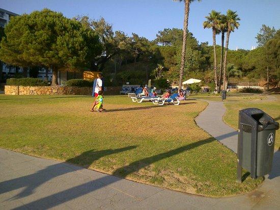 Alfamar Hotel: Zona do jardim