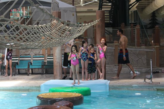 Great Wolf Lodge: fun everywhere