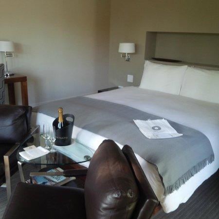 Solage Calistoga: Our Beautiful Room