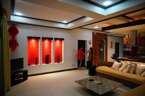 Cohiba Villas: 3bedroom - Living room