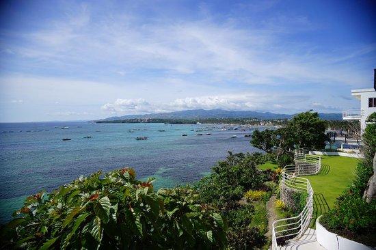 Cohiba Villas: 3bedroom - view at sea