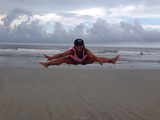 Litchfield Beach & Golf Resort: Litchfield: fly!
