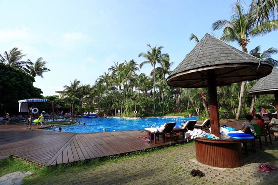 Caesar Park Hotel Kenting : Swimming pool