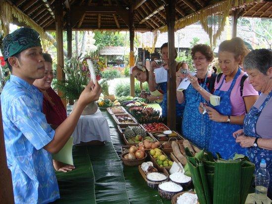 Cafe Wayan & Bakery : Cafe Wayan Cooking Class