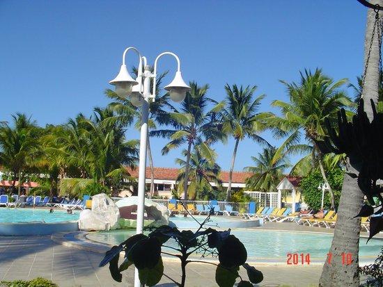 Club Amigo Mayanabo : Beautiful Blue Skies
