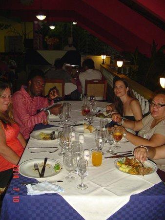 Club Amigo Mayanabo : A'la Carte Meals were dining experiences.