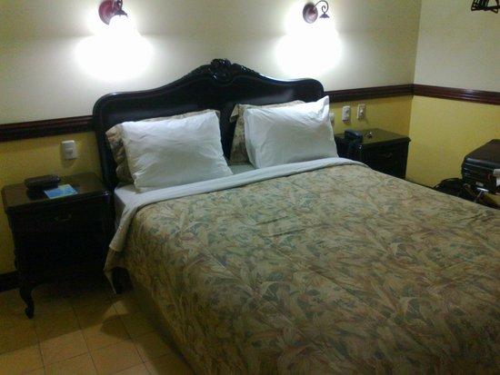 Hotel Santo Tomas: Habitación 7