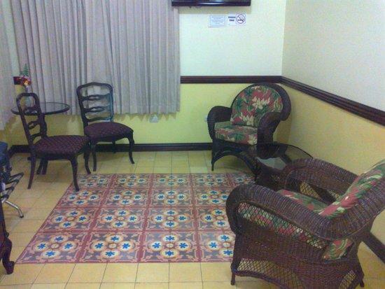 Hotel Santo Tomas: Habitación 35