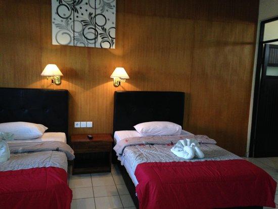 Si Doi Hotel: Номер