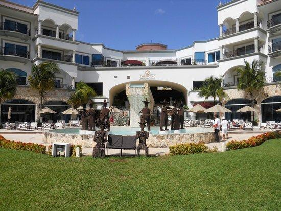 The Royal Playa del Carmen: Hotel